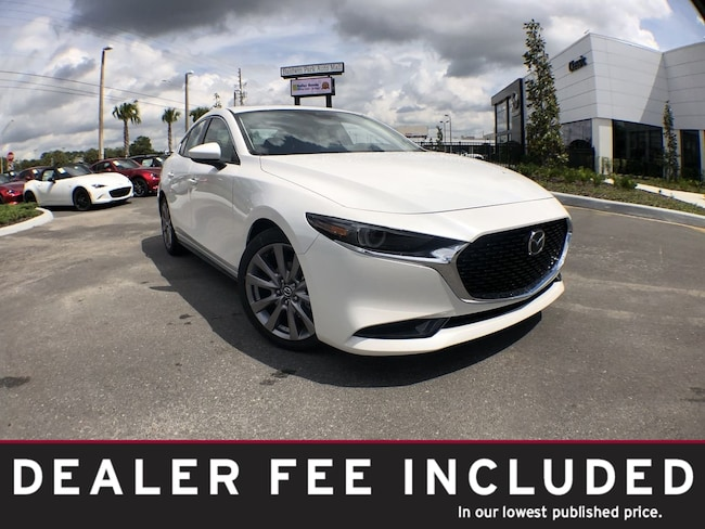 New 2019 Mazda Mazda3 Sedan Premium Package Sedan for sale in Orlando, FL