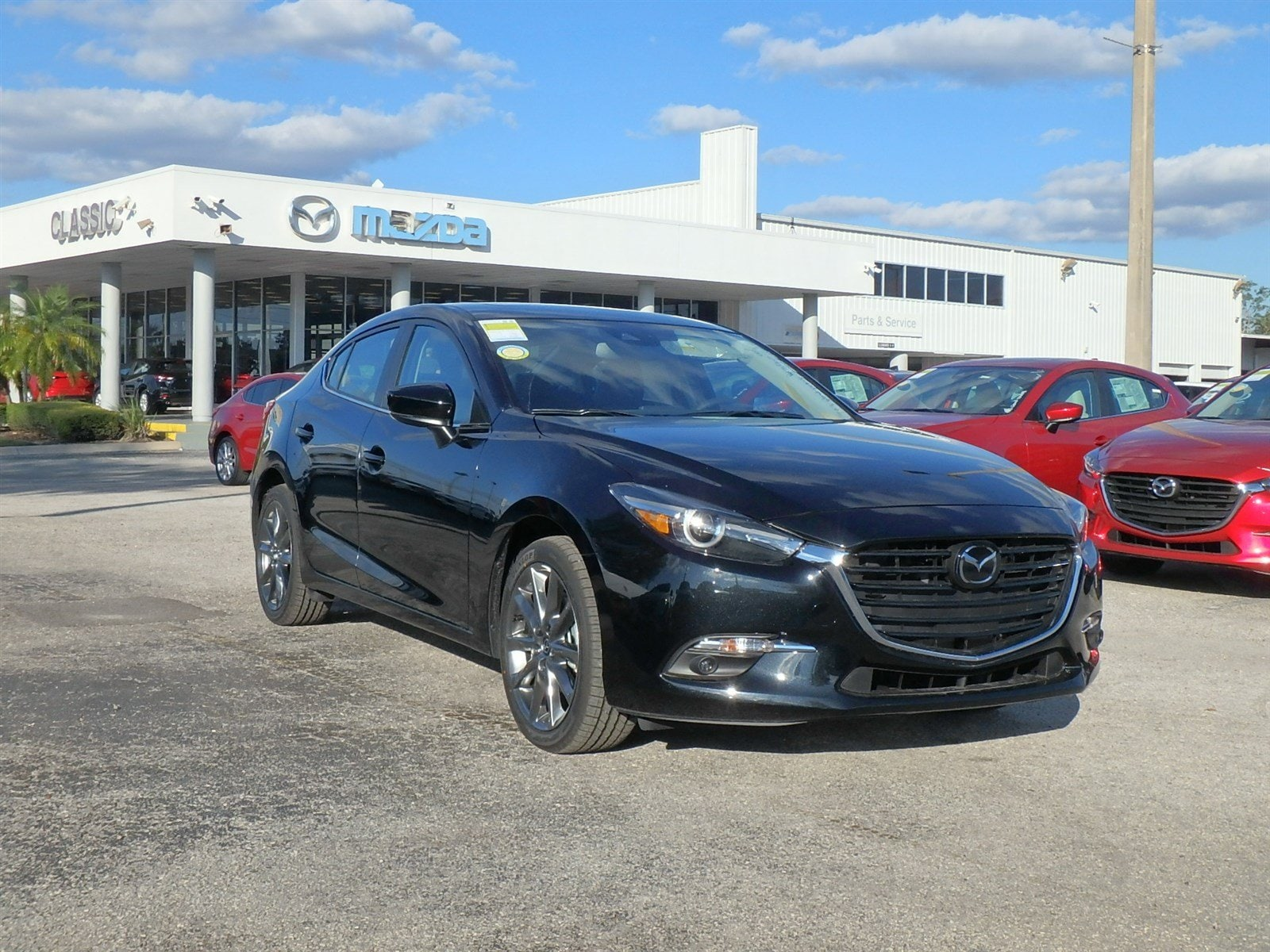 New 2018 Mazda Mazda3 Grand Touring Sedan For Sale In Orlando, FL