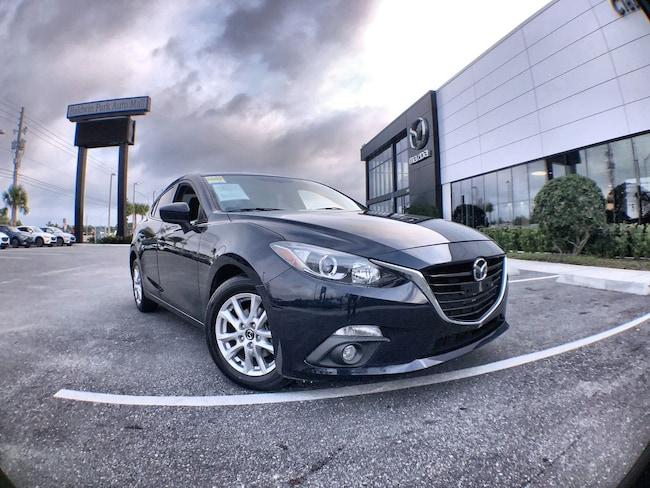 Used 2016 Mazda Mazda3 i Touring Sedan for sale in Orlando, FL