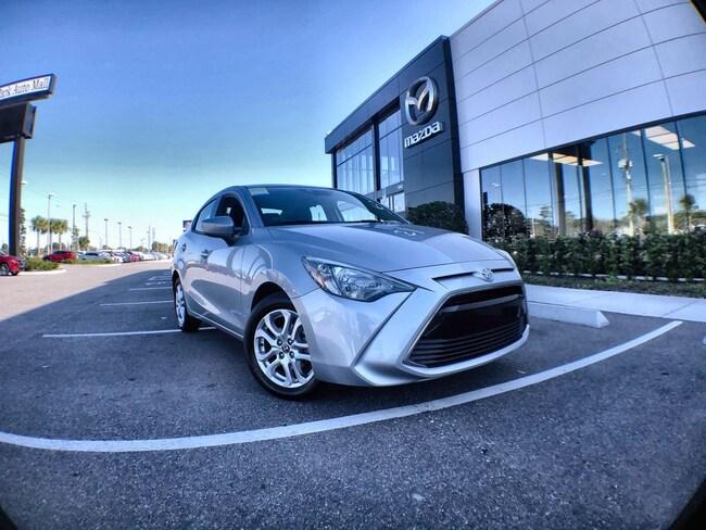 Used 2017 Toyota Yaris iA Base Sedan for sale in Orlando, FL