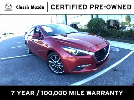 2018 Mazda Mazda3 4-Door Grand Touring Sedan