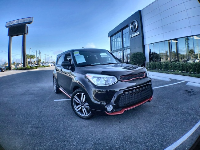 Used 2015 Kia Soul + FWD Hatchback for sale in Orlando, FL