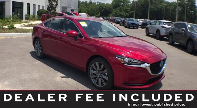 New 2019 Mazda Mazda6 Grand Touring Sedan for sale in Orlando, FL