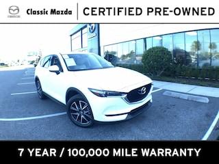 Used 2017 Mazda CX-5 Grand Select SUV for sale in Orlando, FL