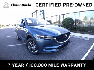 Certified Pre-owned 2018 Mazda CX-5 Sport SUV for sale in Orlando, FL