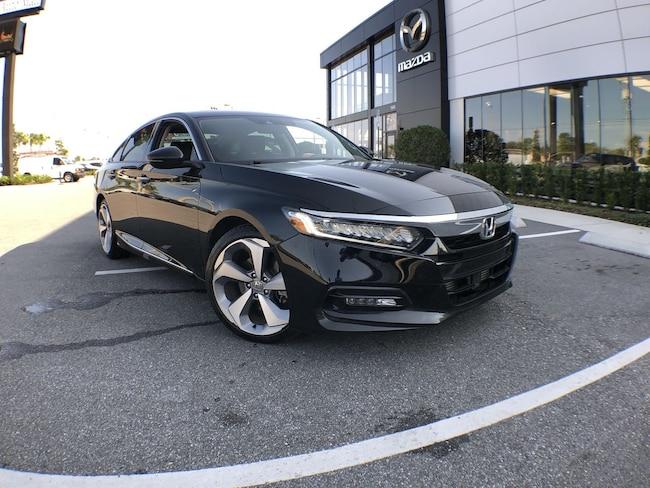 2018 Honda Accord Touring 2.0T Sedan
