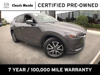 Used 2018 Mazda CX-5 Grand Touring SUV for sale in Orlando, FL