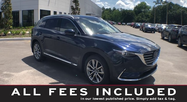New 2019 Mazda Mazda CX-9 Grand Touring SUV for sale in Orlando, FL