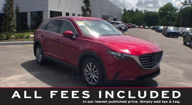 New 2019 Mazda Mazda CX-9 Touring SUV for sale or lease in Lakeland FL