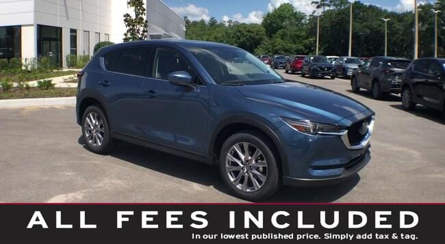 New 2019 Mazda Mazda CX-5 Grand Touring SUV for sale in Orlando, FL