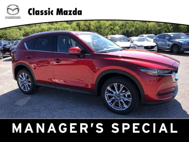 New 2020 Mazda CX-5 Grand Touring SUV for sale in Orlando, FL