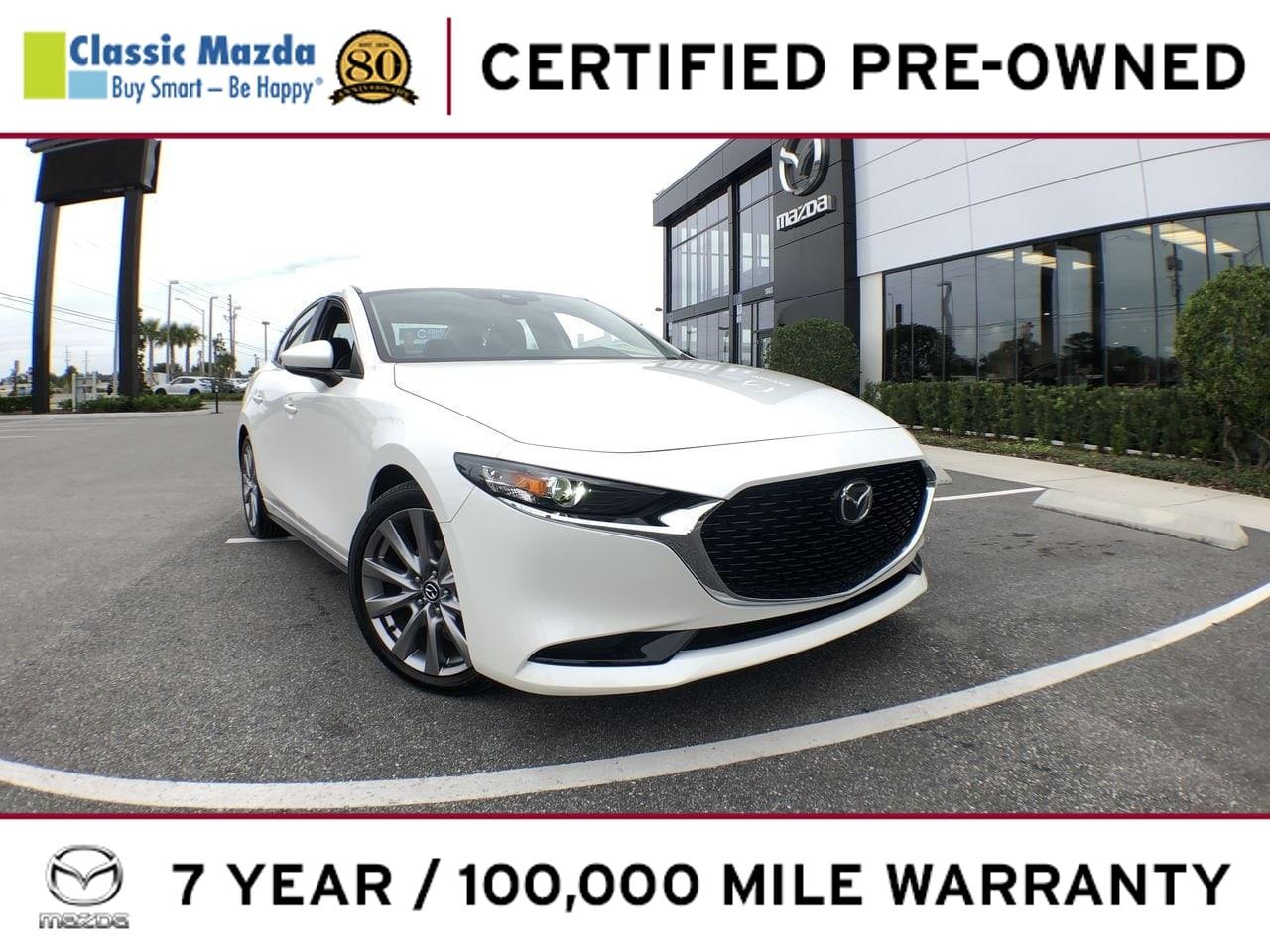 2019 Mazda Mazda3 Sedan Select Package Sedan