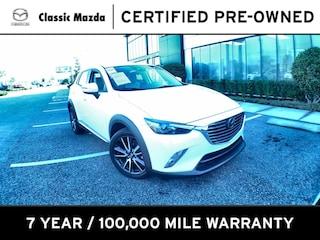 Certified Pre-owned 2018 Mazda CX-3 Grand Touring SUV for sale in Orlando, FL