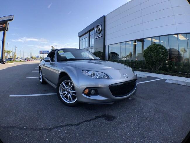 Used 2014 Mazda Mazda MX-5 Miata Sport Convertible for sale in Orlando, FL