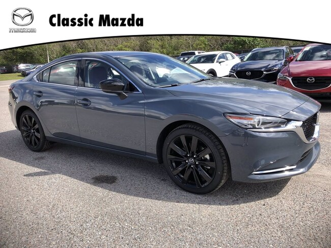 New 2021 Mazda Mazda6 Carbon Edition Sedan for sale in Orlando, FL