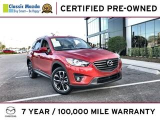 Certified Pre-owned 2016 Mazda CX-5 Grand Touring (2016.5) SUV for sale in Orlando, FL
