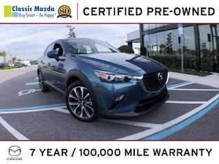 Certified Pre-owned 2019 Mazda CX-3 Touring SUV for sale in Orlando, FL