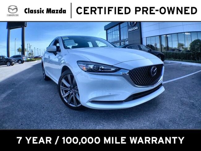 Certified Pre-owned 2020 Mazda Mazda6 Touring Sedan for sale in Orlando, FL