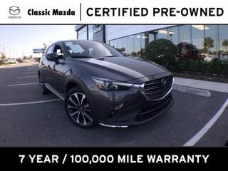 Used 2019 Mazda CX-3 Grand Touring SUV for sale in Orlando, FL