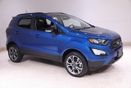 2020 Ford EcoSport SES Wagon