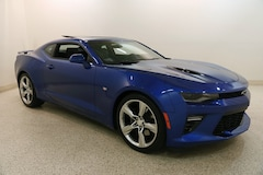 Used 2018 Chevrolet Camaro 2SS Coupe