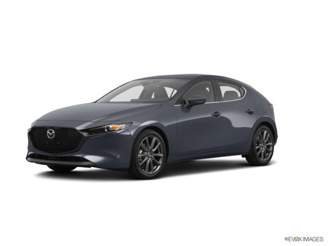 2019 Mazda Mazda3 Preferred Package Hatchback