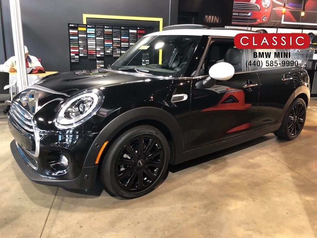 2018 MINI Hardtop 4 Door Cooper Hatchback