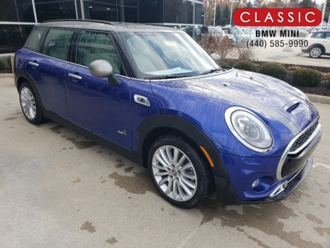 New 2019 Mini Clubman For Sale At Classic Mini Vin Wmwlu5c56k2g04908