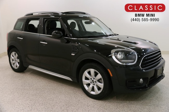 Used 2019 Mini Countryman For Sale At Classic Mini Vin