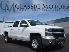 Used 2018 Chevrolet Silverado 1500 LT Crew Cab 4WD 5FT Box for Sale in Richfield UT