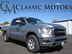 New 2020 Ram 1500 BIG HORN CREW CAB 4X4 5'7 BOX Crew Cab for Sale in Richfield UT