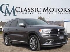 Used 2018 Dodge Durango Citadel SUV for Sale in Richfield UT