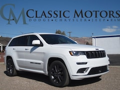 New 2019 Jeep Grand Cherokee HIGH ALTITUDE 4X4 Sport Utility for Sale in Richfield UT