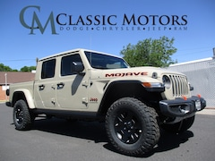 New 2020 Jeep Gladiator MOJAVE 4X4 Crew Cab for Sale in Richfield UT