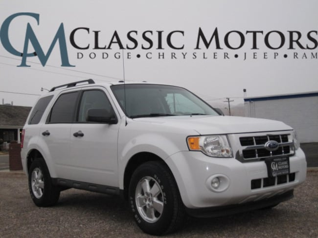 Used 2012 Ford Escape XLT SUV for Sale in Richfield UT