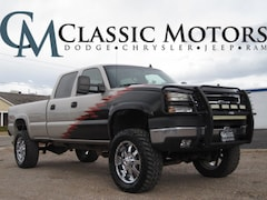 Used 2006 Chevrolet Silverado 2500HD LT Crew Cab 4WD 8FT Box for Sale in Richfield UT