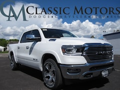 New 2019 Ram 1500 LARAMIE CREW CAB 4X4 5'7 BOX Crew Cab for Sale in Richfield UT