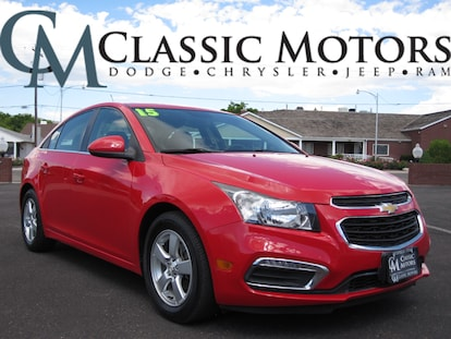 Used 2015 Chevrolet Cruze 1LT F7283936 For Sale in