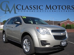 Used 2013 Chevrolet Equinox LS SUV for Sale in Richfield UT