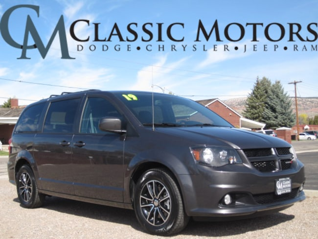 Used 2019 Dodge Grand Caravan GT Minivan for Sale in Richfield UT