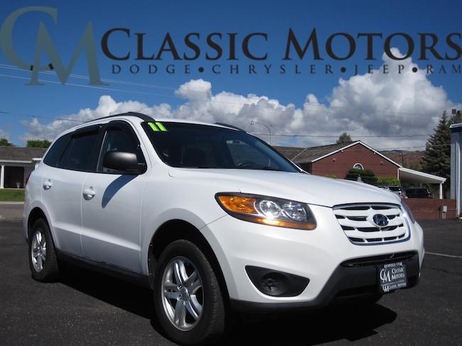 Used 2011 Hyundai Santa Fe GLS SUV for Sale in Richfield UT