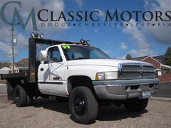 Used 1999 Dodge Ram 3500 Laramie SLT Cab/Chassis for Sale in Richfield UT