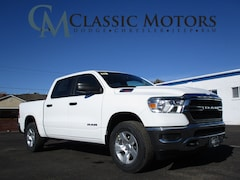 New 2020 Ram 1500 TRADESMAN CREW CAB 4X4 5'7 BOX Crew Cab for Sale in Richfield UT
