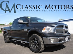 Used 2016 Ram 1500 Big Horn Crew Cab 4WD 6FT Box for Sale in Richfield UT