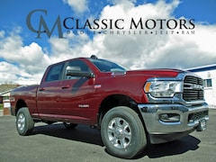 New 2020 Ram 2500 BIG HORN CREW CAB 4X4 6'4 BOX Crew Cab for sale in Richfield UT