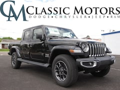 New 2020 Jeep Gladiator OVERLAND 4X4 Crew Cab for sale in Richfield UT