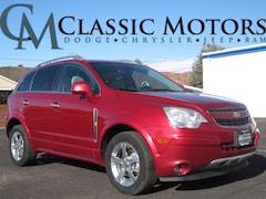 Used 2014 Chevrolet Captiva Sport LT SUV for Sale in Richfield UT