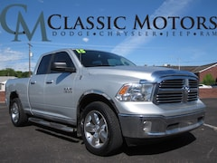 Used 2015 Ram 1500 Big Horn Quad Cab RWD 6FT Box for Sale in Richfield UT