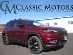New 2020 Jeep Cherokee ALTITUDE 4X4 Sport Utility for Sale in Richfield UT