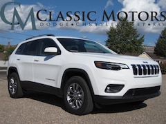 New 2019 Jeep Cherokee LATITUDE PLUS 4X4 Sport Utility for Sale in Richfield UT